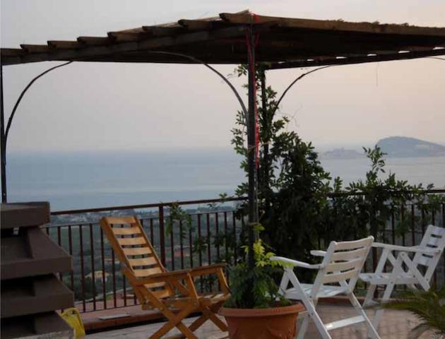 Italia - Villa panoramica con piscina a Formia - Formia - Villa