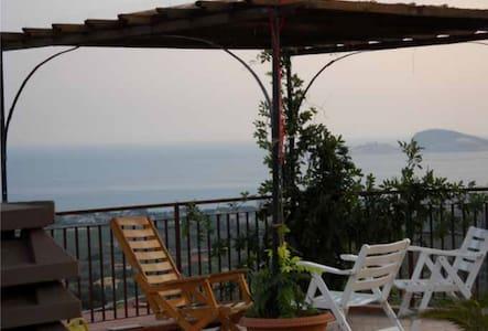 Italia - Villa panoramica con piscina a Formia - Formia - Willa