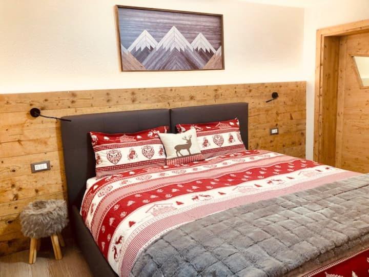 B&B La Verda Fox Marmolada Dolomites