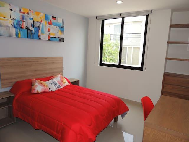 Solares Residence Room (B4) near Tec de Mty ITESM