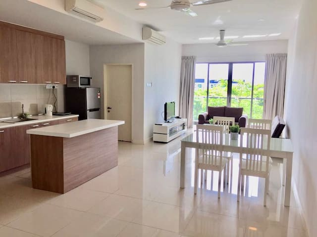 The Loft#3 - Cosy 2 Bed in IMAGO Mall 30mbps Wifi