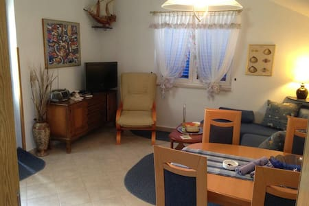 Apartments Grivičić / One bedroom A1 - Krapanj - Daire