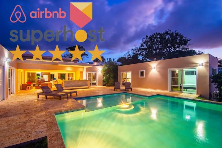 Villa Mango - Exclusive Villa in Paradise!
