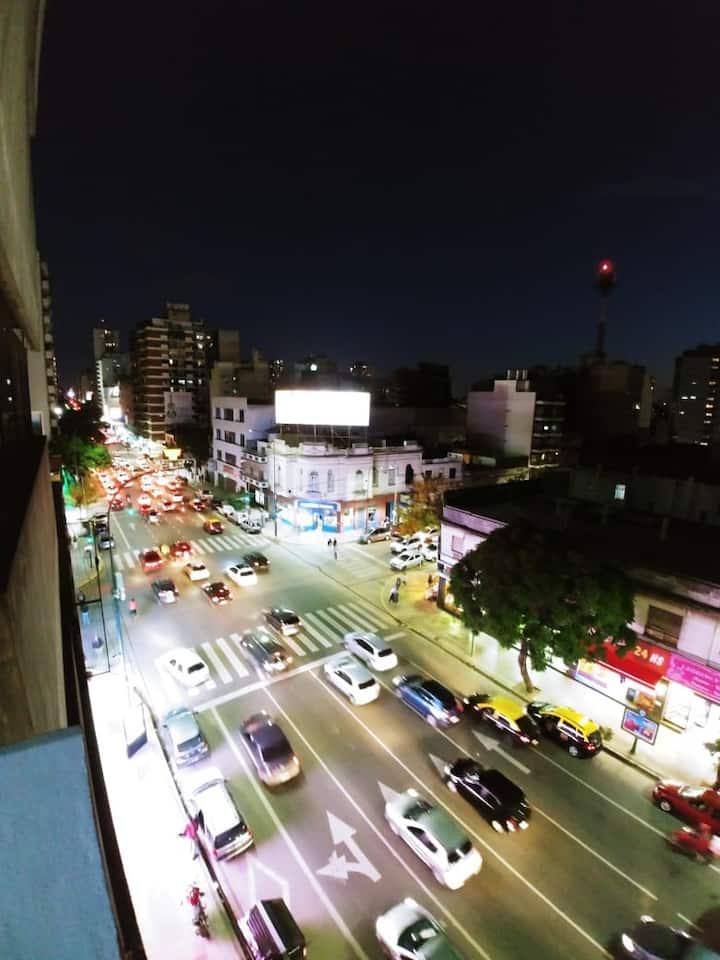 Confortable Departamento en Av Corrientes. Promo