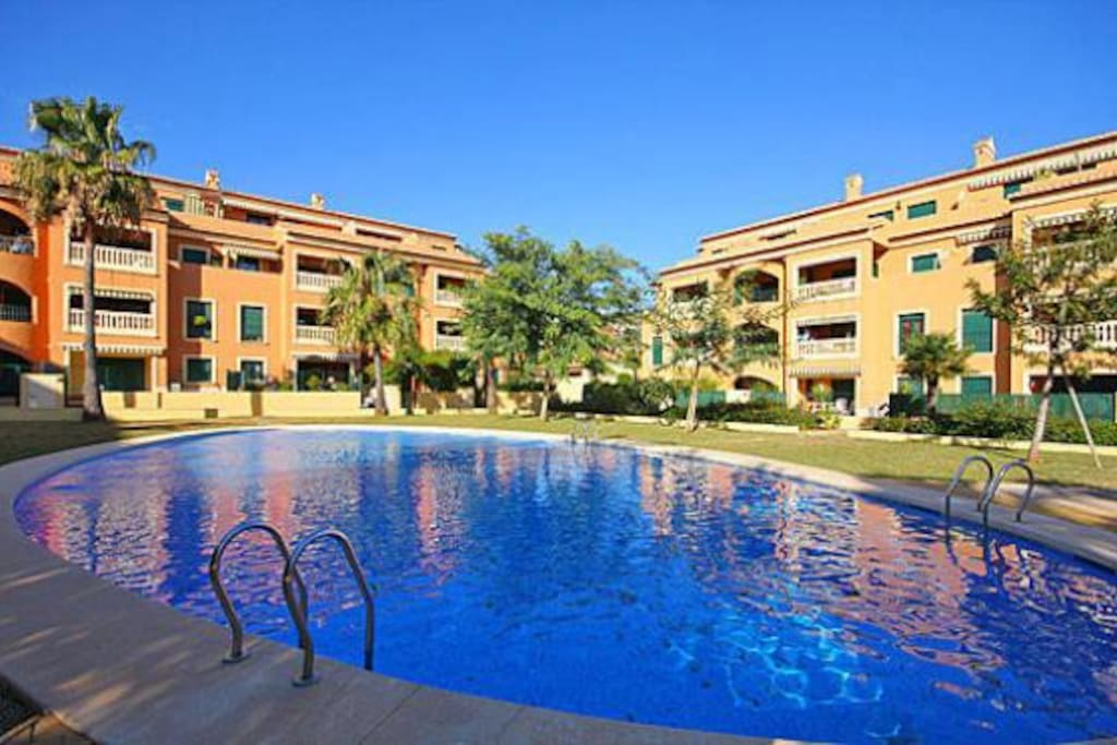 Apartment jardines del puerto flats for rent in javea for Jardines del puerto