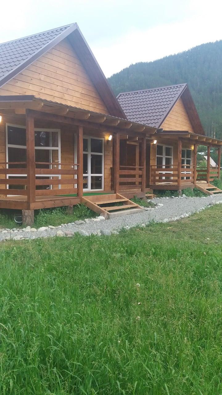 Гостевые домики в Усть-Сема