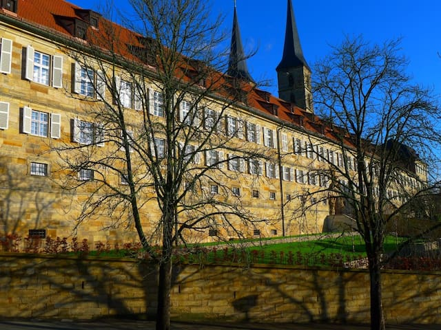 Ferienwohnung VisaVis Michelsberg - Bamberg - Pis