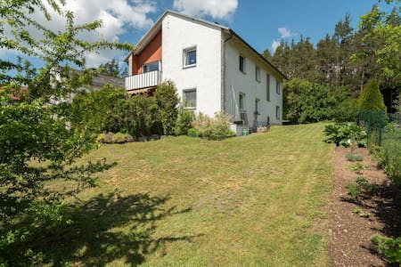 Tranquil Apartment in Marktleuthen near River and Forest