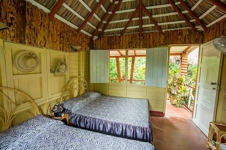 Private Cabin in La Campiña Organic Farm WiFi &A/C