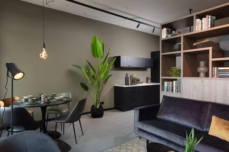 Private Studio Apartments at Hilversum H-Park II