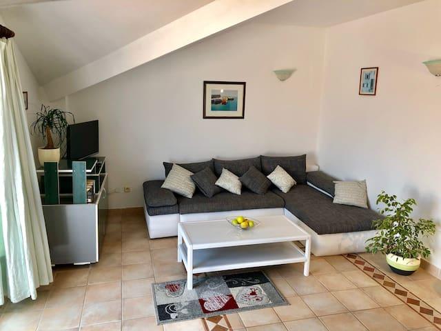 Nice loft in Rovinj