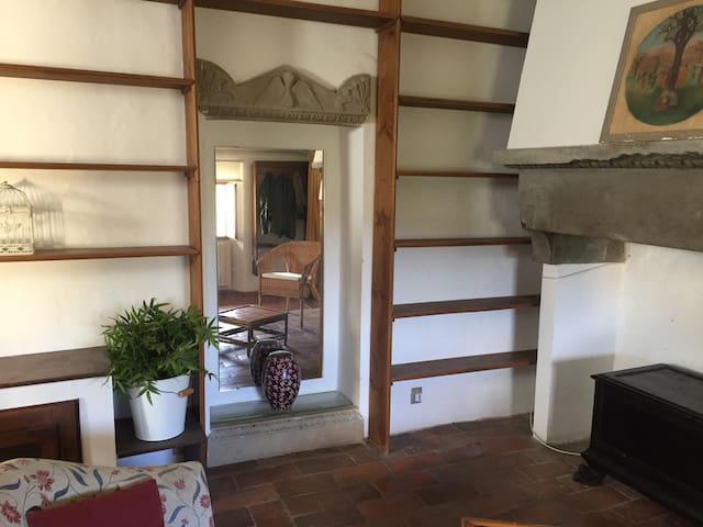 Appartamentino romantico nel cuore del Chianti - Romola - Huoneisto