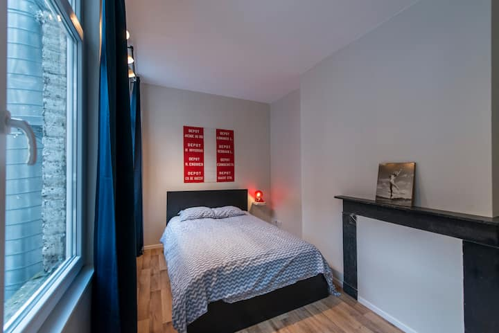 Beautiful apartment with 2 bedroom in Liège