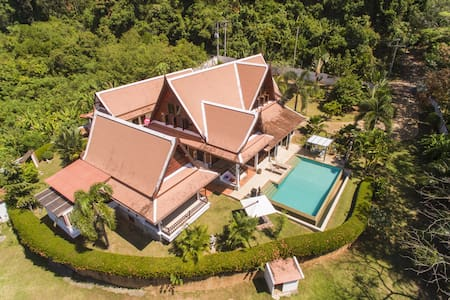 Gorgeous thaie house-4 Bedrooms - Talang