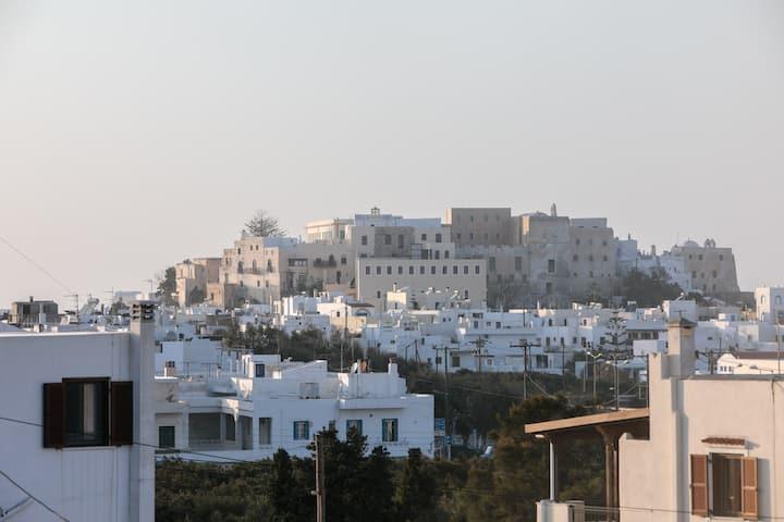 Castle view, apartment