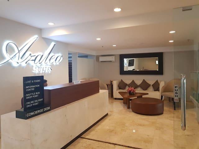 Apartment Studio Azalea Suite Cikarang