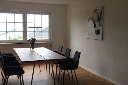 Moderne Wohnung an der Mittelmosel - Brauneberg