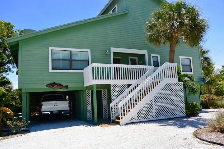 Boca Grande Beach House sleeps 6-Pet Friendly - Boca Grande - Rumah