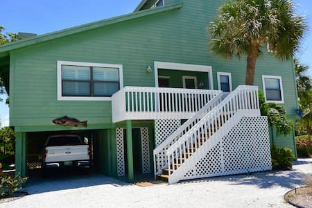 Boca Grande Beach House sleeps 6-Pet Friendly - Boca Grande - Hus