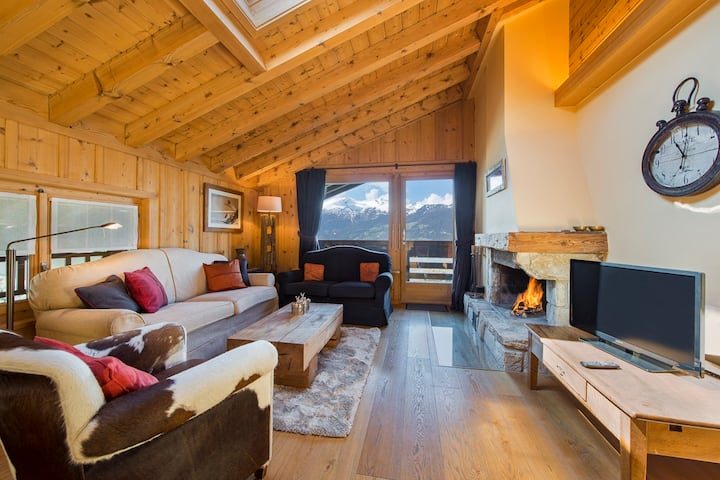 Apartment Beau - Luxury in Verbier