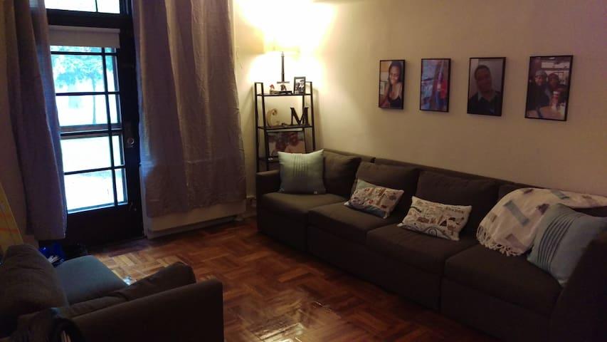 The Hidden Gem - Bronx - Appartement en résidence