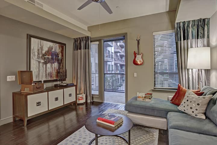 Clean apt just for you | 2BR in Austin
