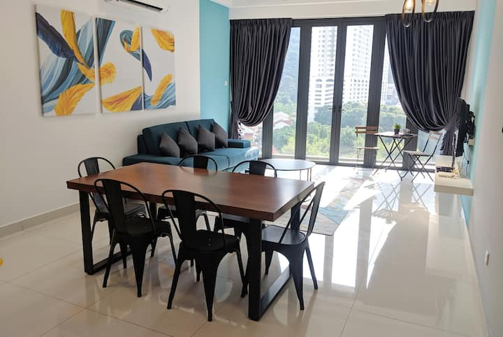 40% off|Perfect Staycation|NETFLIX|3BR/2B -ArteS#1