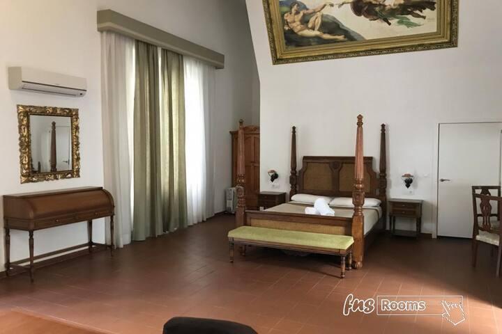 Alquimia Hotel Albergue Cadiz - Suite. Baño privado - No reembolsable