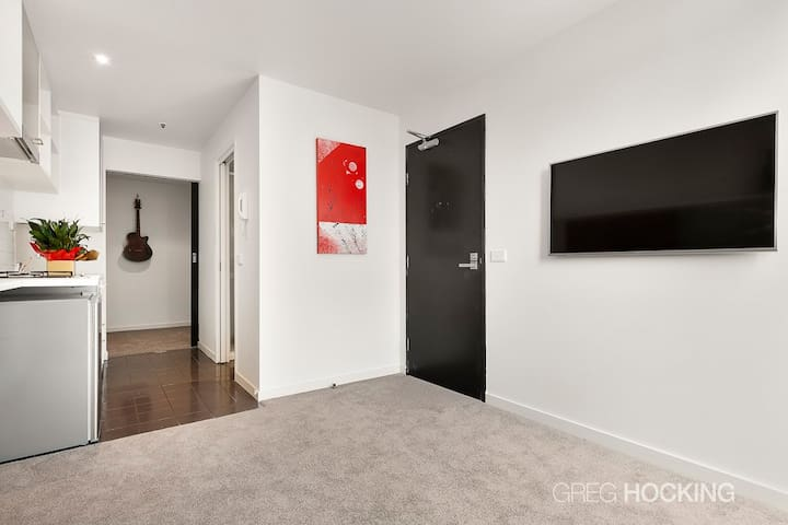 Whole CBD apartment - Melbourne - Lägenhet