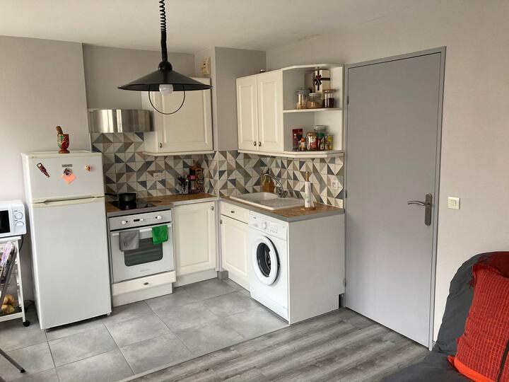 Appartement très propre et fonctionnel
