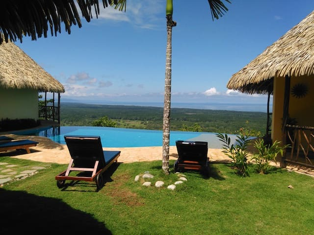 Candelilla Ocean View Mountain Retreat - Tres Rios - Tres Rios - Vila