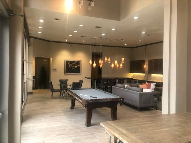TCU/Entire 3 bedroom apartment/clearfork/downtown