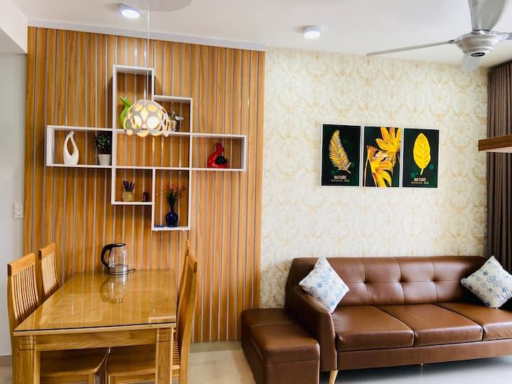 A4 Chau Homestay Goldsea Vũng Tàu Apartment