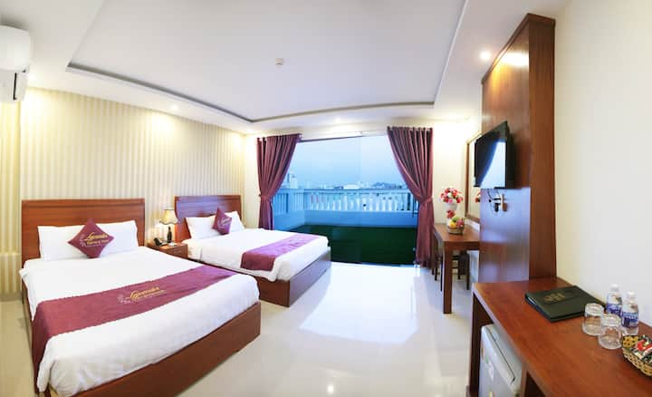 Lavender Suites Room