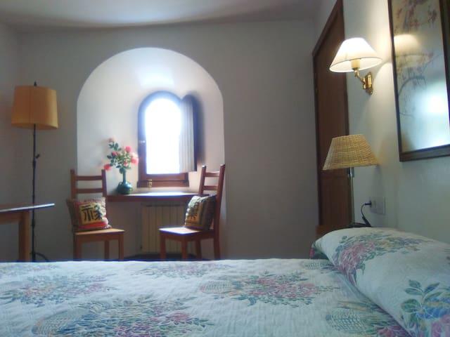Casa Rural Erletxe, Laguardia, habitación 3