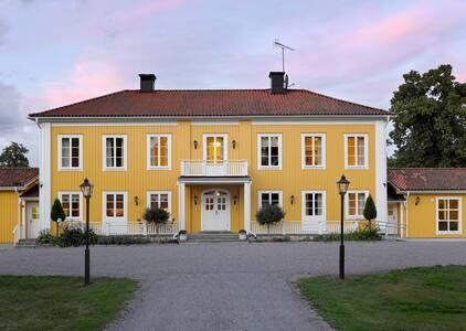 Lejondals Herrgård - Upplands-Bro N