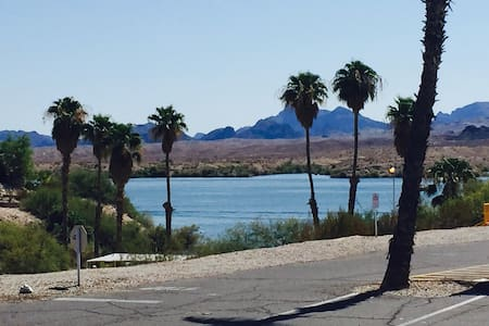 Lakefront with private water access - Lake Havasu City - Haus