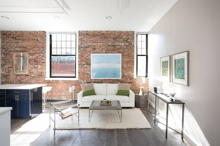 Downtown LUXE 2br by Boston Common