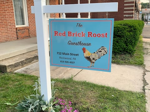 """Roost"" in Rockwood's oldest brick house"