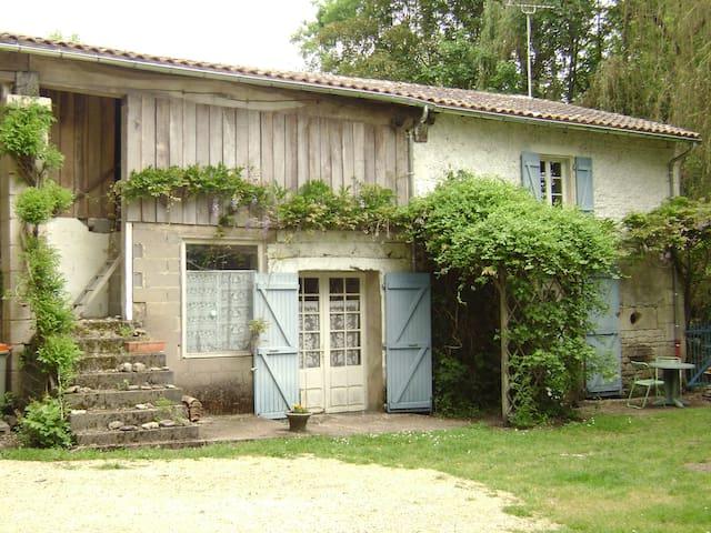 Ancien moulin  dans un cadre exceptionnel - Niort - Ev