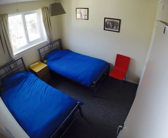 Double bedroom with free parking - Peacehaven - Hus