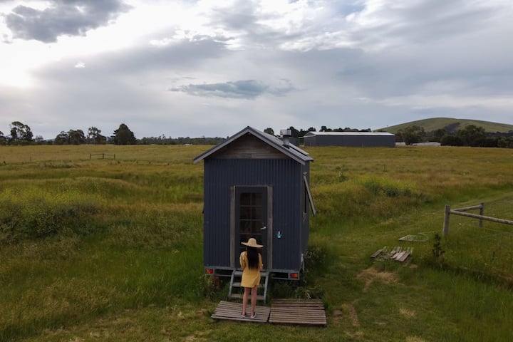 Altitude - A Tiny House Experience in a Goat Farm