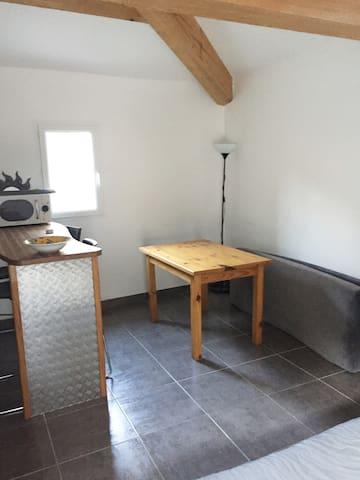 Studio dans la calanque - Le Rove - Huoneisto
