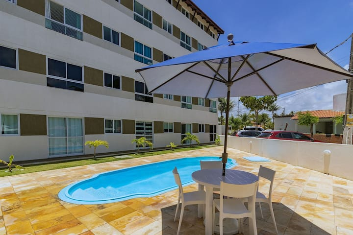 Double suite in the center of Porto de Galinhas by Carpediem