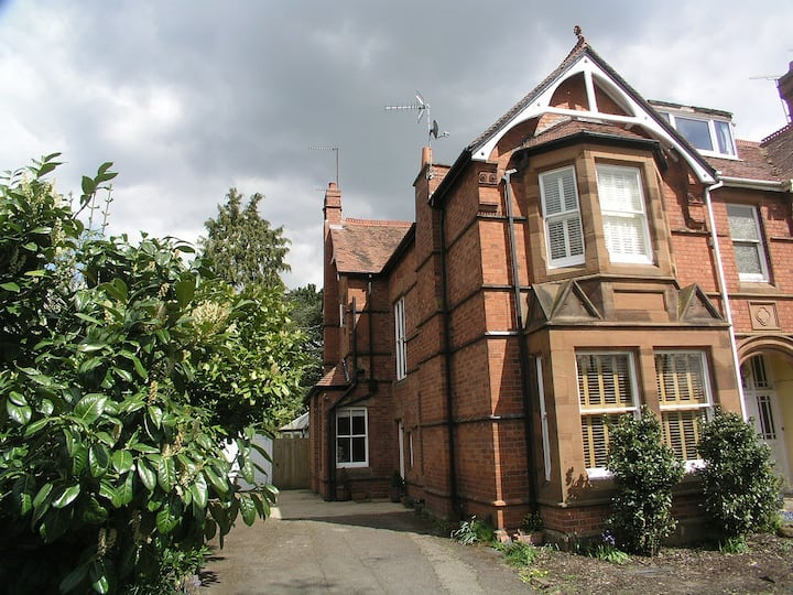 Whateley House - Just like home