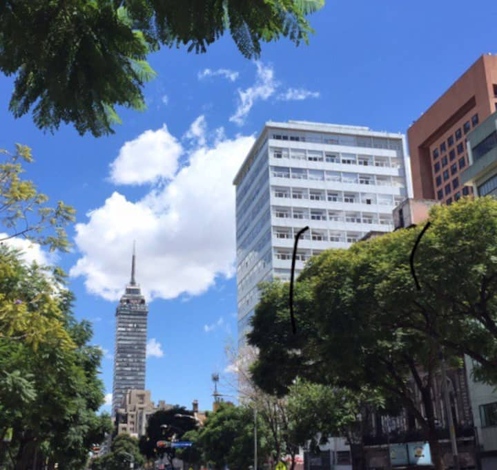 Boutique Apartment in front Alameda Central, CDMX‼️