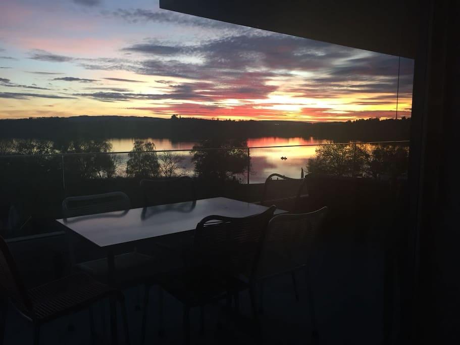 Beautiful Sunrises / Schöne Sonnenuntergänge