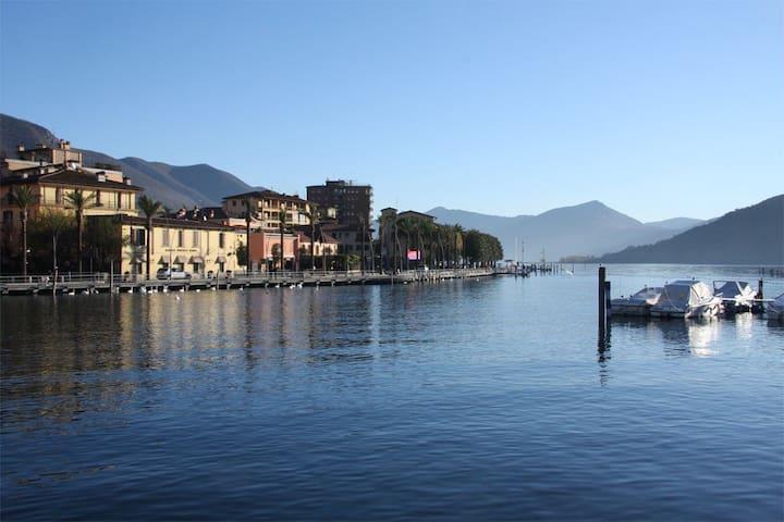 Confortevole bilocale al lago d'Iseo - Sarnico - Wohnung