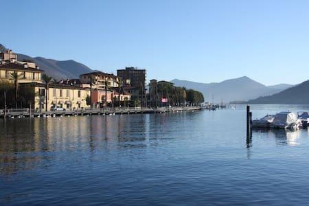 Confortevole bilocale al lago d'Iseo - Sarnico