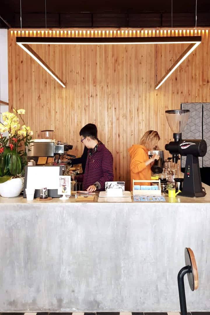 Congkopi Specialty Coffee and Roastery